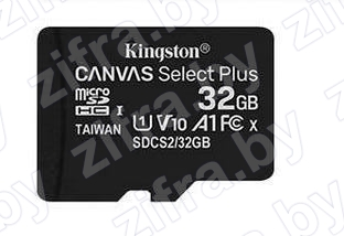 Карта памяти 32GB Kingston MicroSDXC Memory Card 32 Gb UHS-I 80MB/s Class10 + SD Adapter